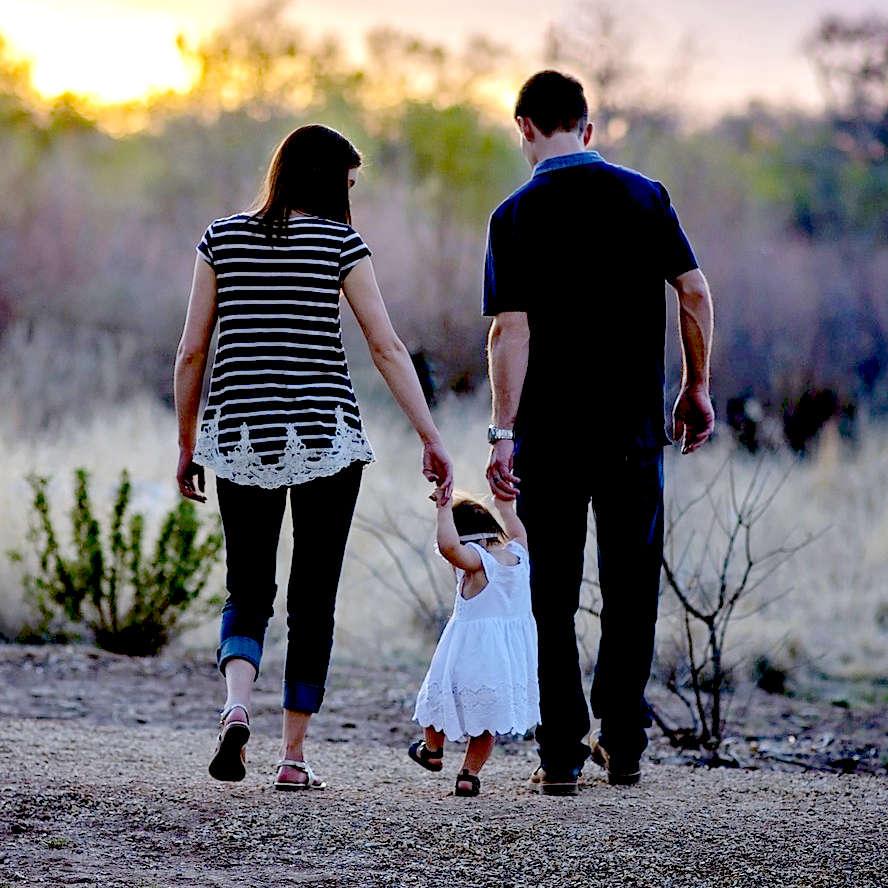 family_walking